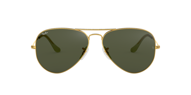 RB3025 58 ORIGINAL AVIATOR $154.00