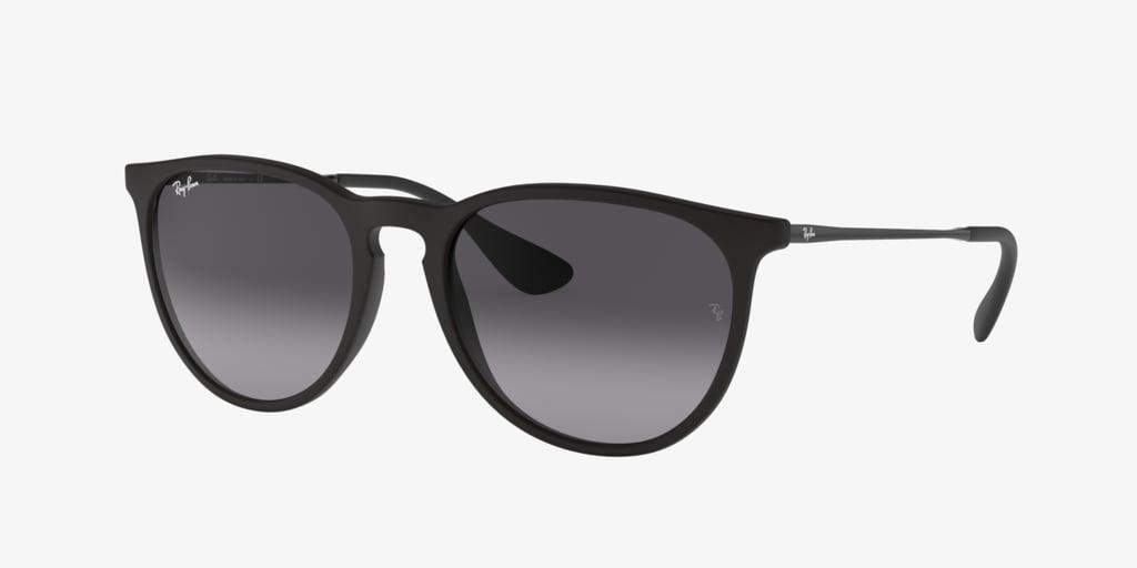 Ray-Ban RB4171 54 ERIKA Black Sunglasses
