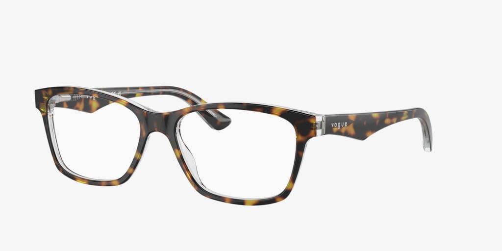 Vogue VO2787 Havana/Transparent Eyeglasses