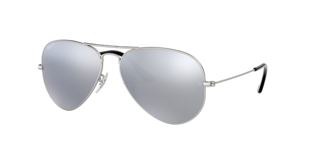 RB3025 58 AVIATOR LARGE METAL $263.00