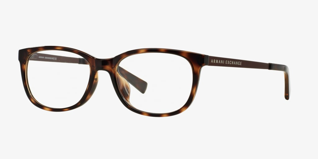 Armani Exchange AX3005 Tortoise Eyeglasses