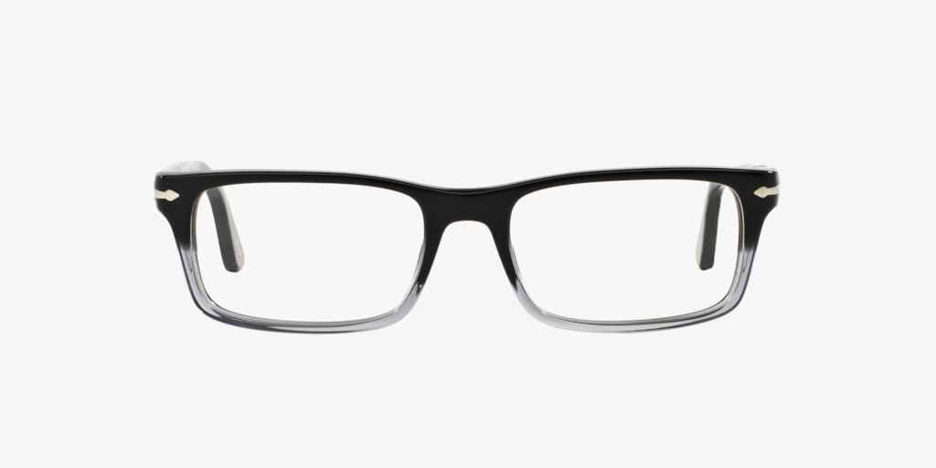 Persol PO3050V Gradient Black Eyeglasses