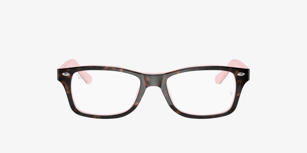 Ray-Ban Jr RY1531 Havana On Opal Pink Eyeglasses