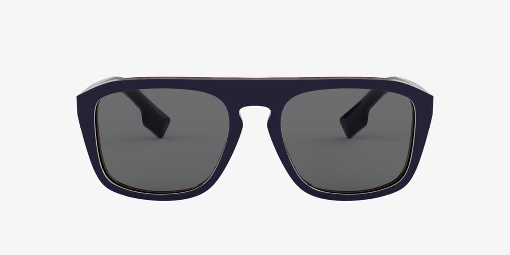 Burberry BE4286 55 Blue Sunglasses