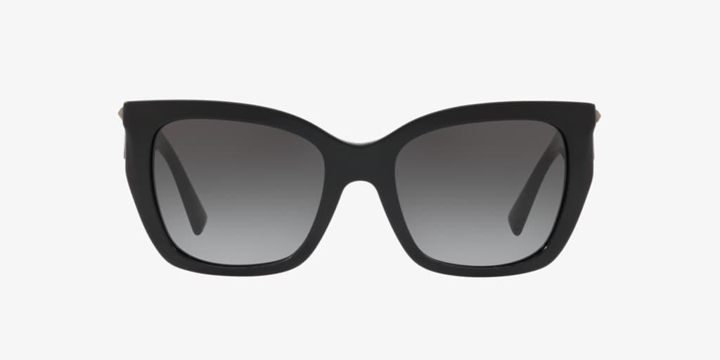 Valentino VA4048 53 Black Sunglasses