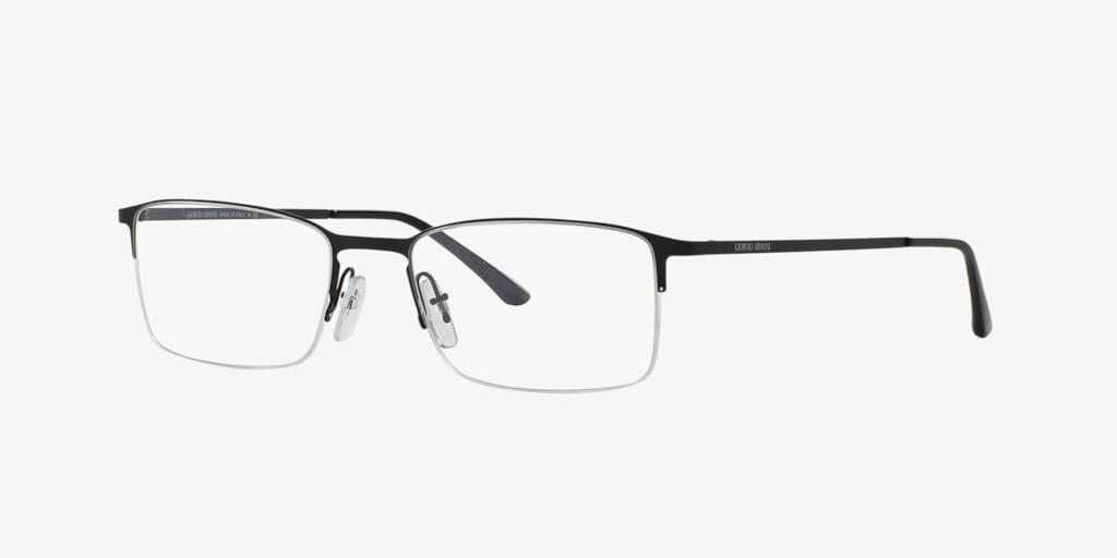 Giorgio Armani AR5010 Matte Black Eyeglasses
