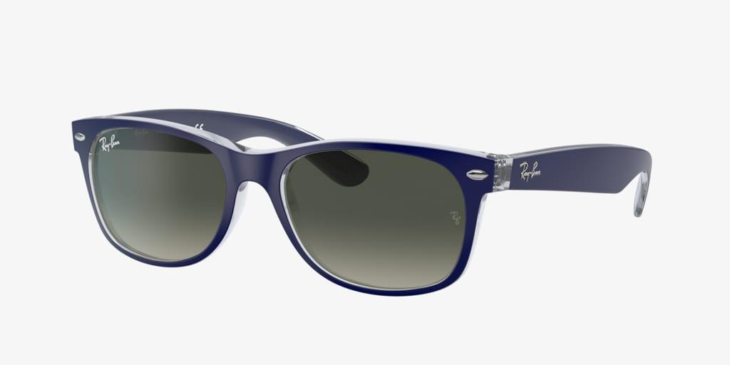 Ray-Ban RB2132 52 NEW WAYFARER Blue Sunglasses