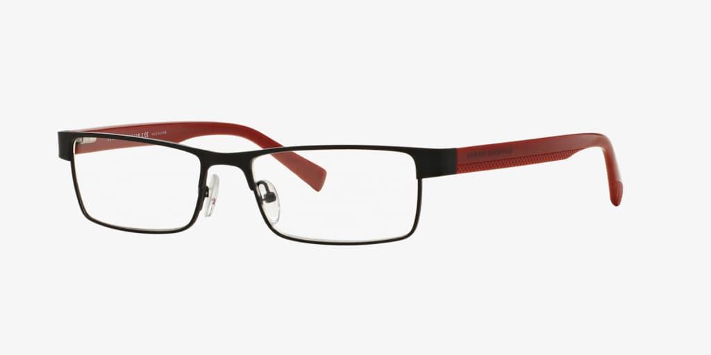 Armani Exchange 0AX1009 Shiny Black Eyeglasses