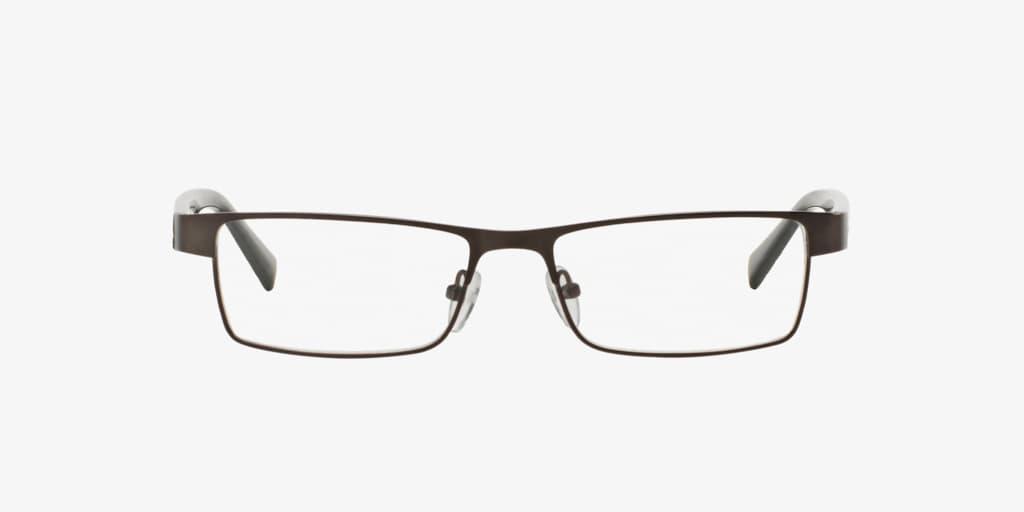 Armani Exchange 0AX1009 Matte Brown Eyeglasses