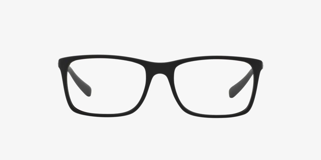 Dolce&Gabbana DG5004 Black Rubber Eyeglasses