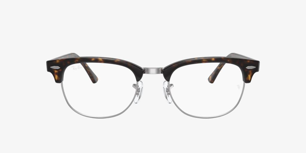 Ray-Ban RX5154 Dark Havana Eyeglasses