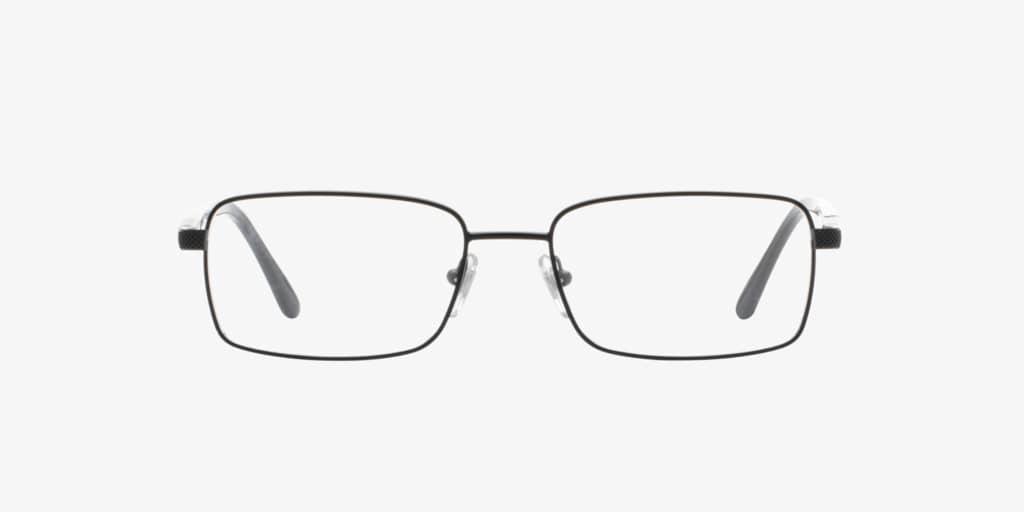 Sferoflex SF2265 Matte Black Eyeglasses