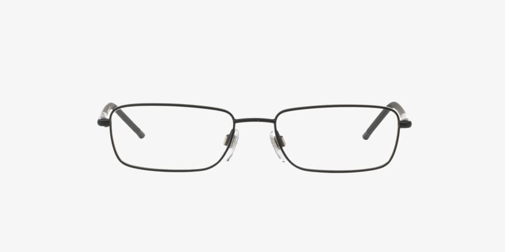 Burberry BE1268 Matte Black Eyeglasses