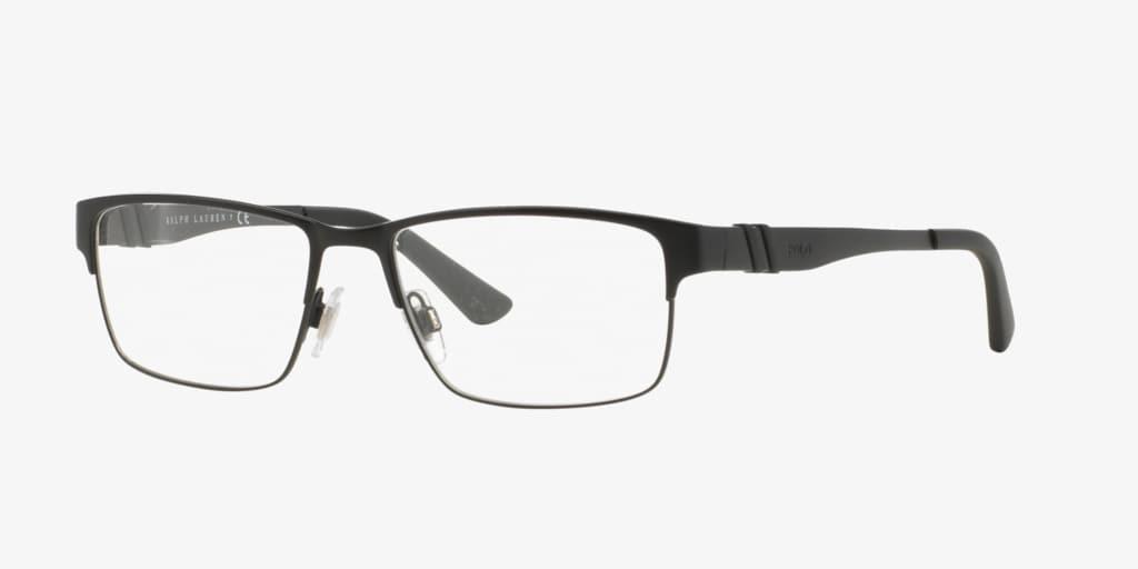 Polo Ralph Lauren PH1147 Matte Black Eyeglasses