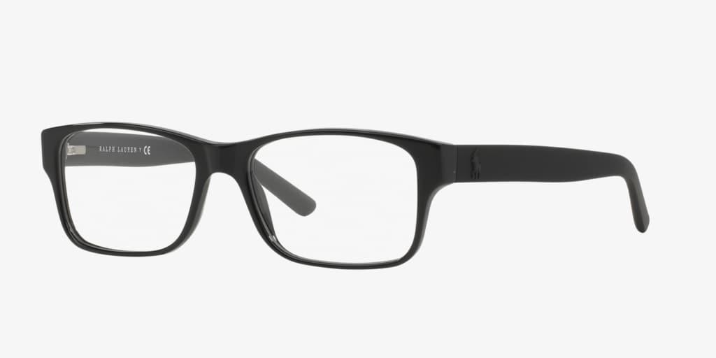 Polo Ralph Lauren PH2117 Black Eyeglasses