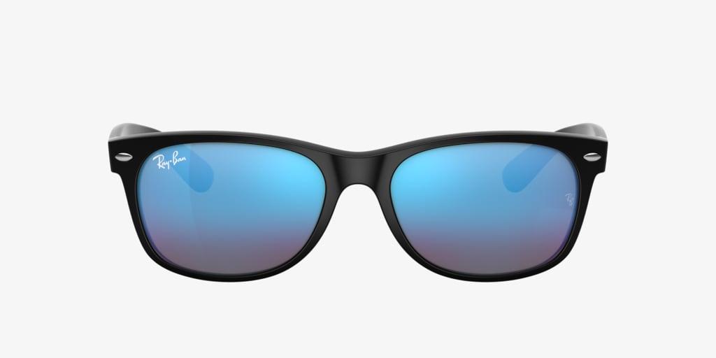 Ray-Ban RB2132 52 NEW WAYFARER Black Sunglasses