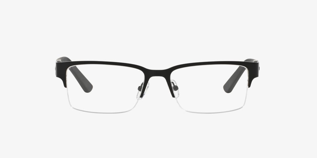 Armani Exchange AX1014 Matte Black Eyeglasses