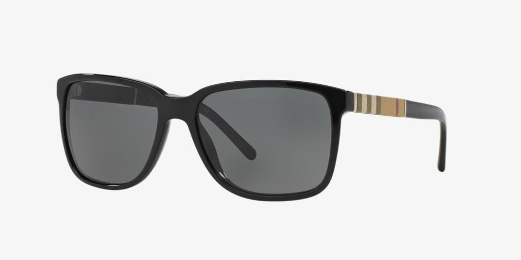 Burberry BE4181 58 Black Sunglasses