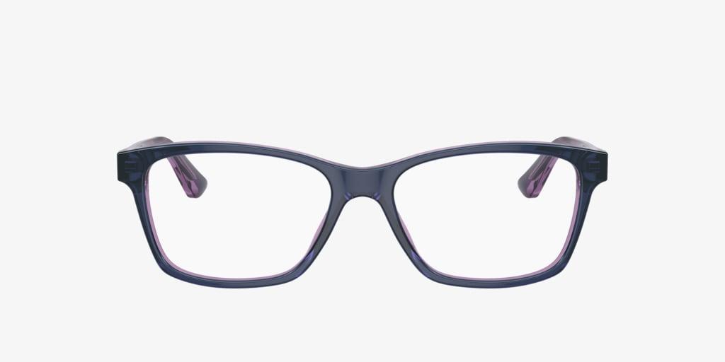 Vogue VO2787 Transparent Green/Violet Eyeglasses