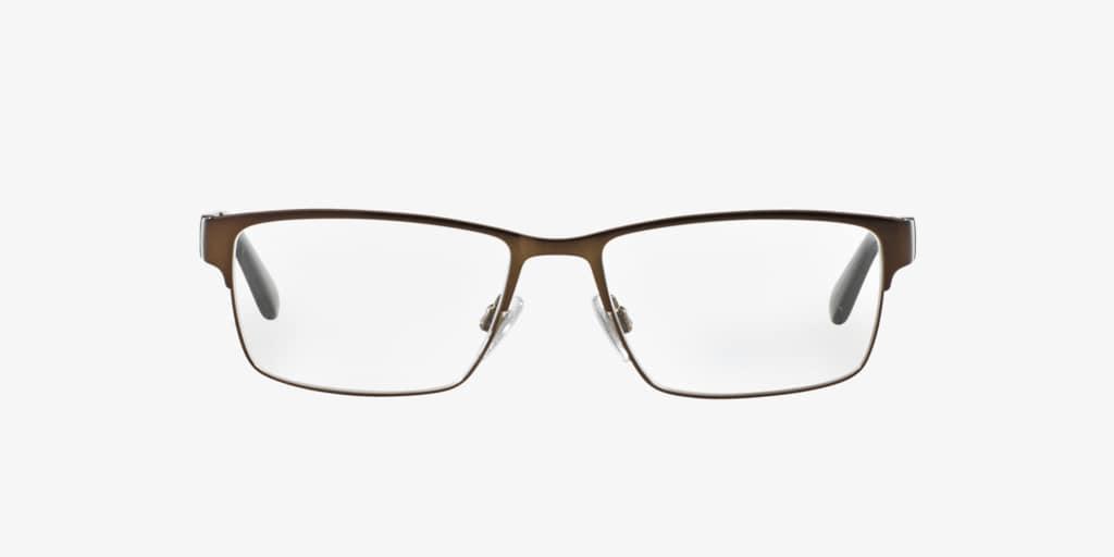 Polo Ralph Lauren PH1147 Brushed Brown Eyeglasses