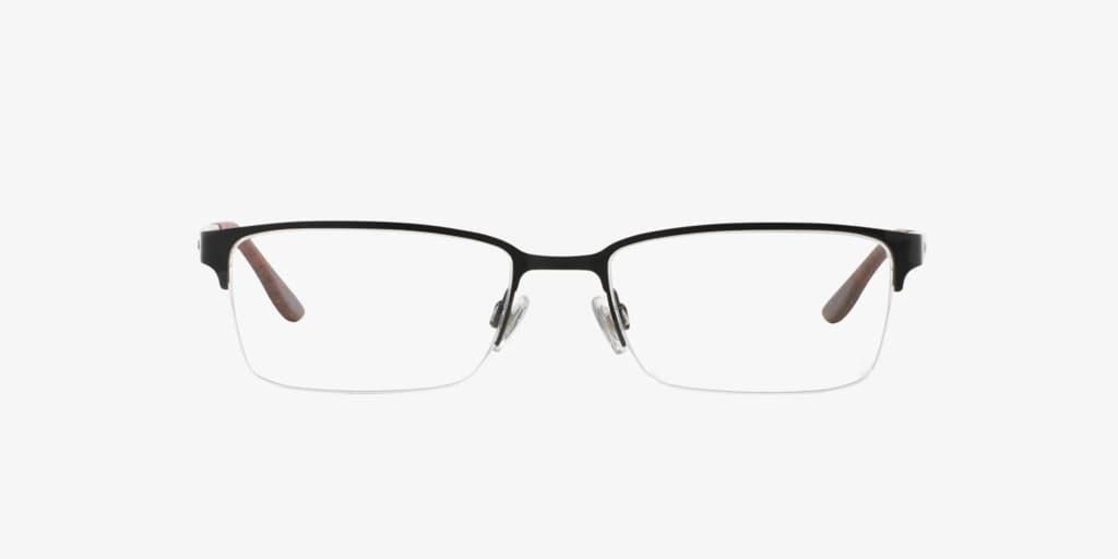 Ralph Lauren RL5089 Semi-Shiny Black Eyeglasses