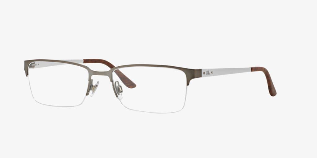 Ralph Lauren RL5089 Gunmetal Eyeglasses