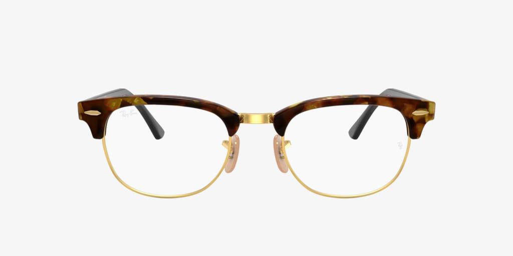 Ray-Ban RX5154 Brown Havana Eyeglasses
