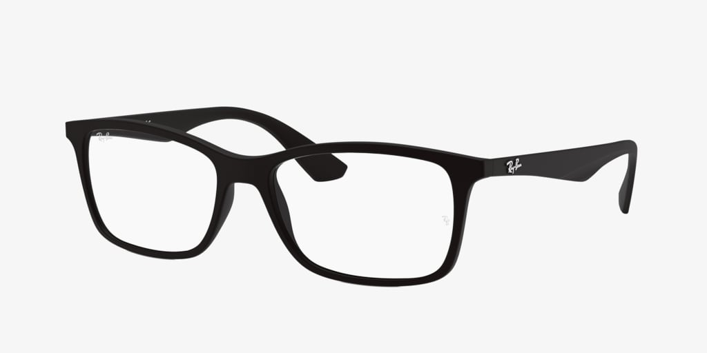 Ray-Ban RX7047 Matte Black Eyeglasses