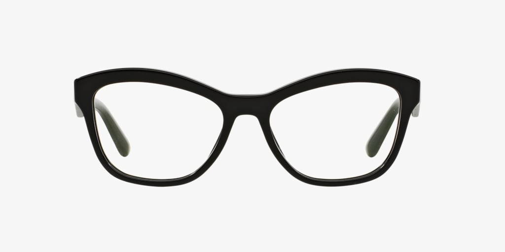 Prada PR 29RV Black Eyeglasses