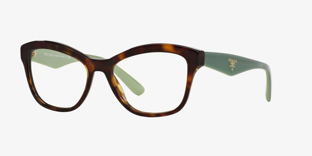 Prada PR 29RV Tortoise Eyeglasses