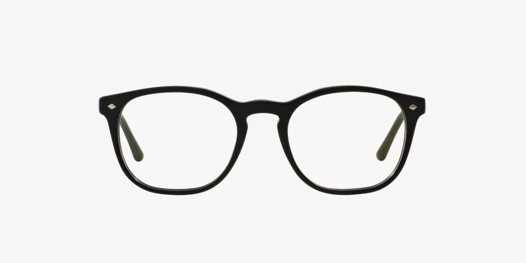 Giorgio Armani AR7074 Matte Black Eyeglasses