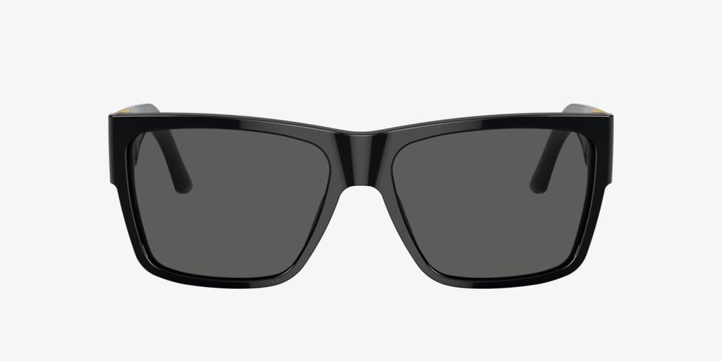 Versace VE4296 59 Black Sunglasses