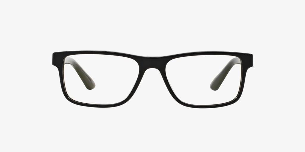 Versace VE3211 Black Eyeglasses