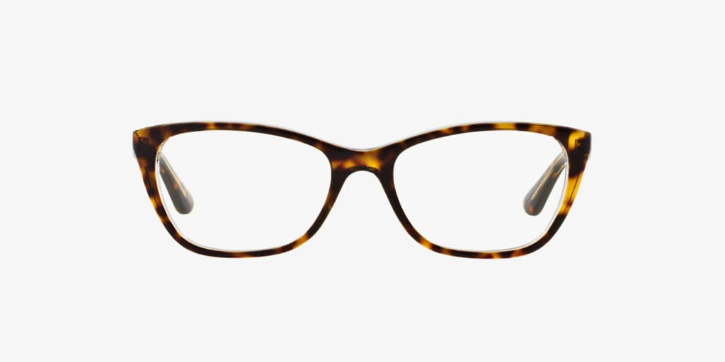 Vogue VO2961 Havana/Transparent Eyeglasses