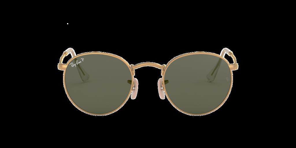 Image for RB3447 50 ROUND METAL from LensCrafters | Eyeglasses, Prescription Glasses Online & Eyewear