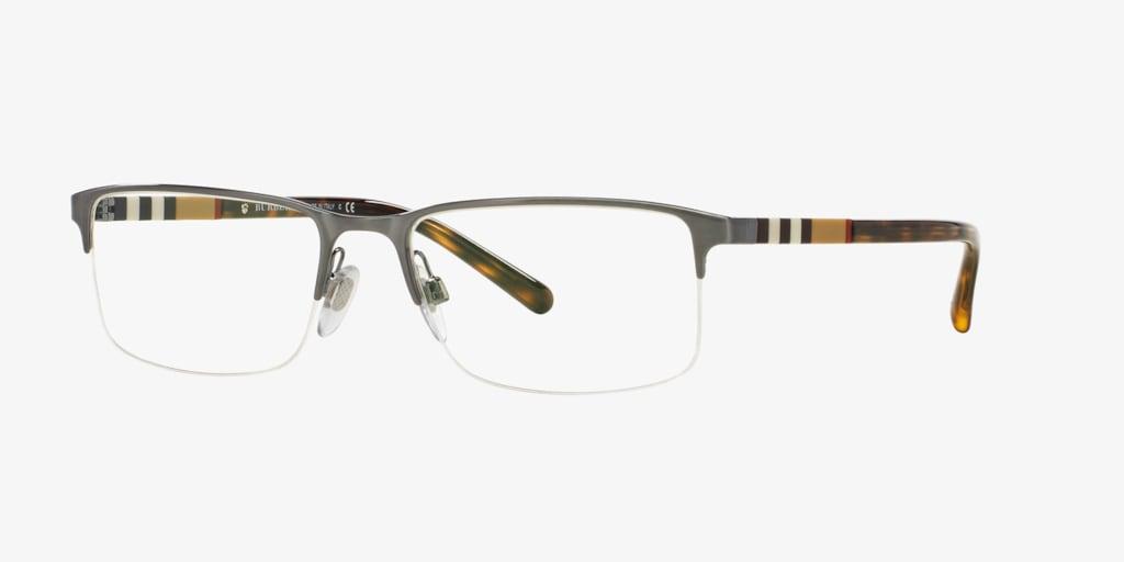 Burberry BE1282 Gunmetal Eyeglasses
