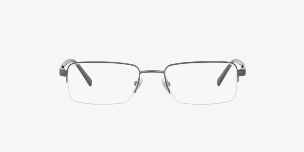 Versace VE 1066 Gunmetal Eyeglasses