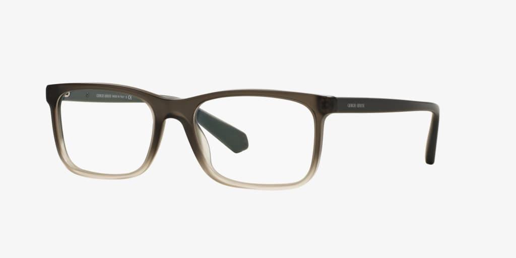 Giorgio Armani AR7092 Matte Grey Gradient Eyeglasses