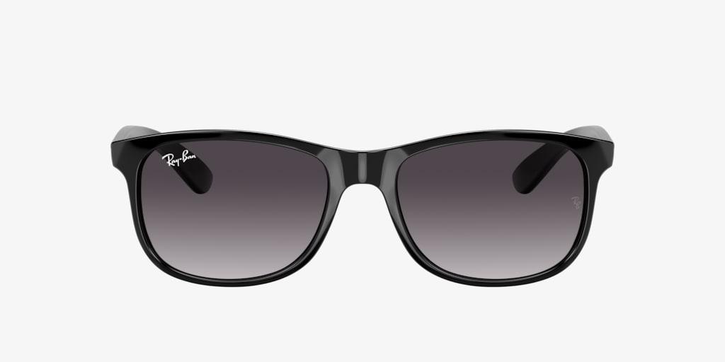 Ray-Ban RB4202 55 ANDY Black Sunglasses