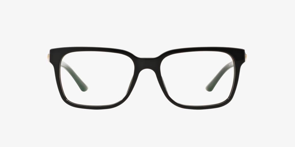 Versace VE3218 Black Eyeglasses