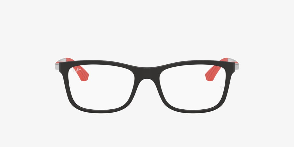 Ray-Ban Jr RY1549 Matte Black Eyeglasses