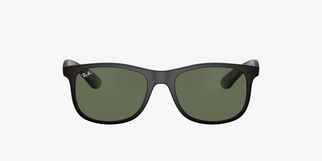 Ray-Ban Jr RJ9062S 48 Matte Black Sunglasses
