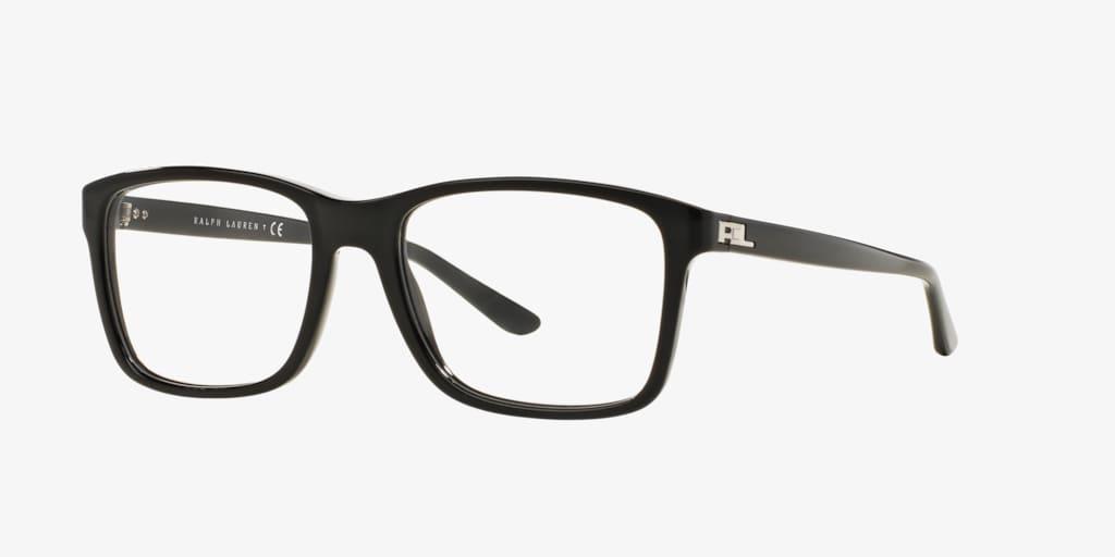 Ralph Lauren RL6141 Shiny Black Eyeglasses