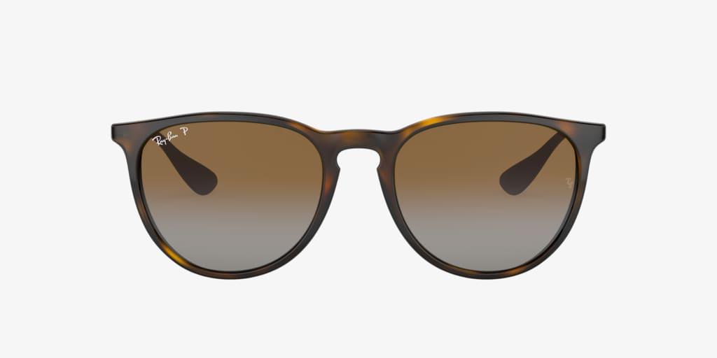 Ray-Ban RB4171 54 ERIKA Light Havana Sunglasses