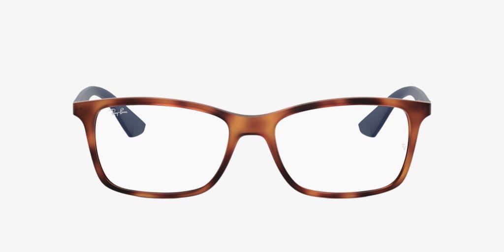 Ray-Ban RX7047 Tortoise Eyeglasses