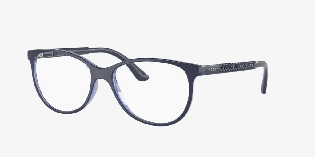 Vogue VO5030 Blue/Violet Transparent Eyeglasses