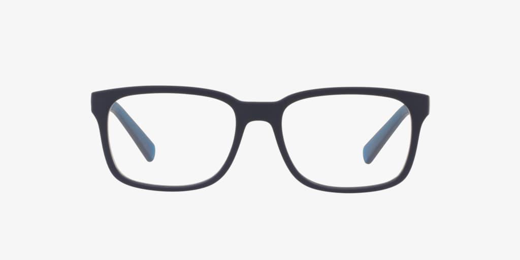 Armani Exchange AX3029 Matte Blue Eyeglasses