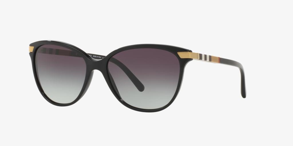 Burberry BE4216 57 Black Sunglasses