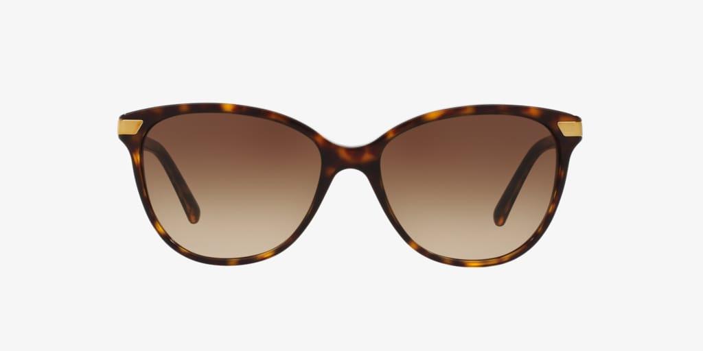 Burberry BE4216 57 Dark Havana Sunglasses