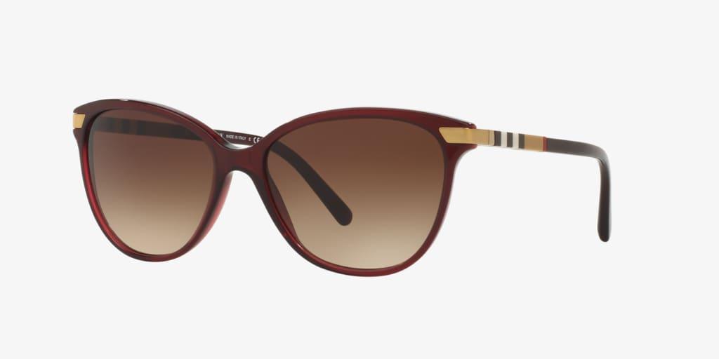 Burberry BE4216 57 Bordeaux Sunglasses